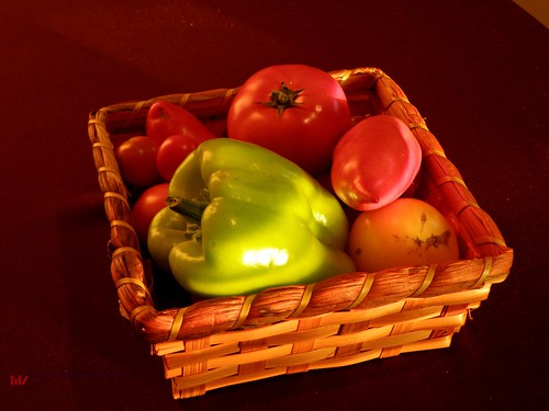 tomato, pepper, paprika   by Miroslav Vajdić