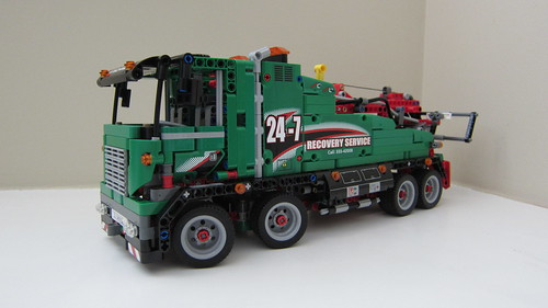 Lego 42008 Service Truck