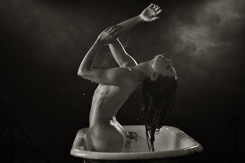 Kylie 'In The Tub' | by TJ Scott