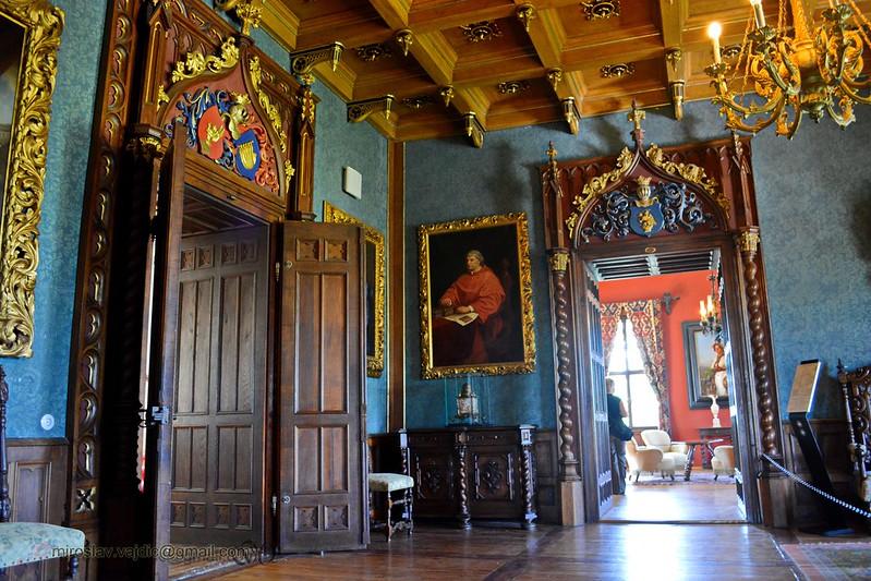 Trakoscan castillo