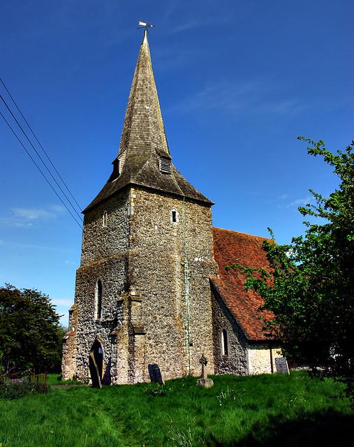 St. Marys Church, Sevington