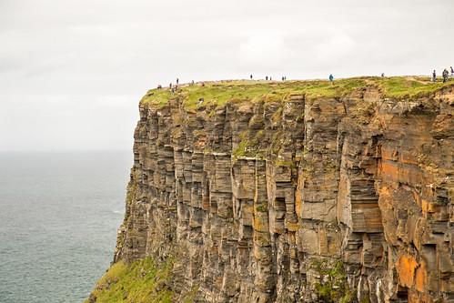 Cliffs of Moher   by Andrea Schaffer