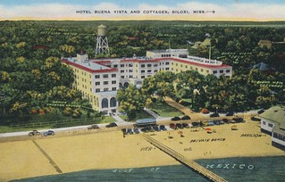 Hotel Buena Vista And Cottages Biloxi Mississippi Flickr