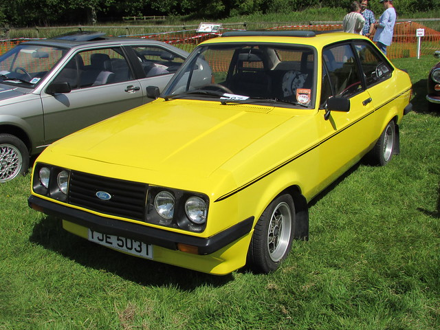 Ford Escort RS2000 YJE503T