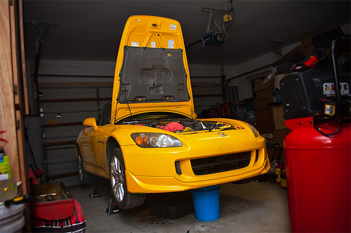 My 2005 Honda S2000 | by amm6587