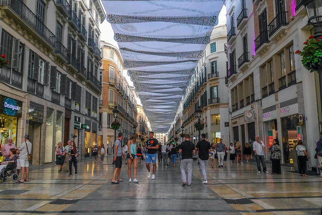Málaga streets