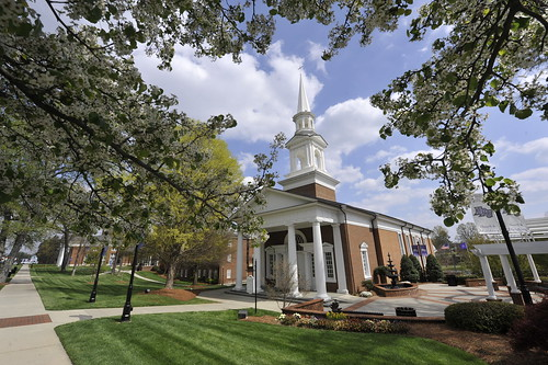 High Point University by HIGH POINT UNIVERSITY