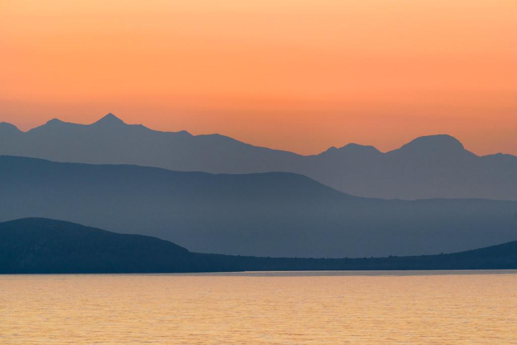 Grecian Sunrise
