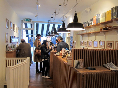 Monocle Cafe, London, UK   Bex Walton   Flickr