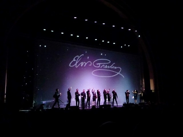 Elvis Presley - On Stage - Le Grand Rex, Paris (2014)
