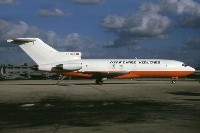 YV-728C (Aerolineas Latinas)