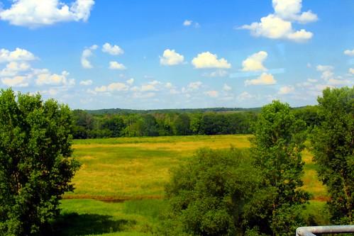 park trees sky clouds scenic puremichigan landscape fields rosellepark westmichigan michigan parks naturepreserves usa adami wonderfulworld beautifulearth dslr