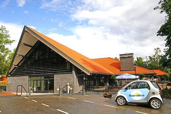 Hoenderloo - Ruggestee