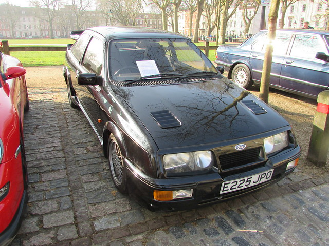 Ford Sierra RS500 Cosworth E225JPO