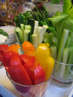Vegetables can be attractive... | by Renée S. Suen