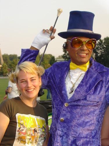 with Baton Bob