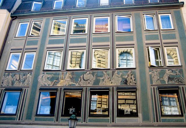 Windows on Munich