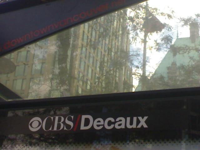 CBS/Decaux