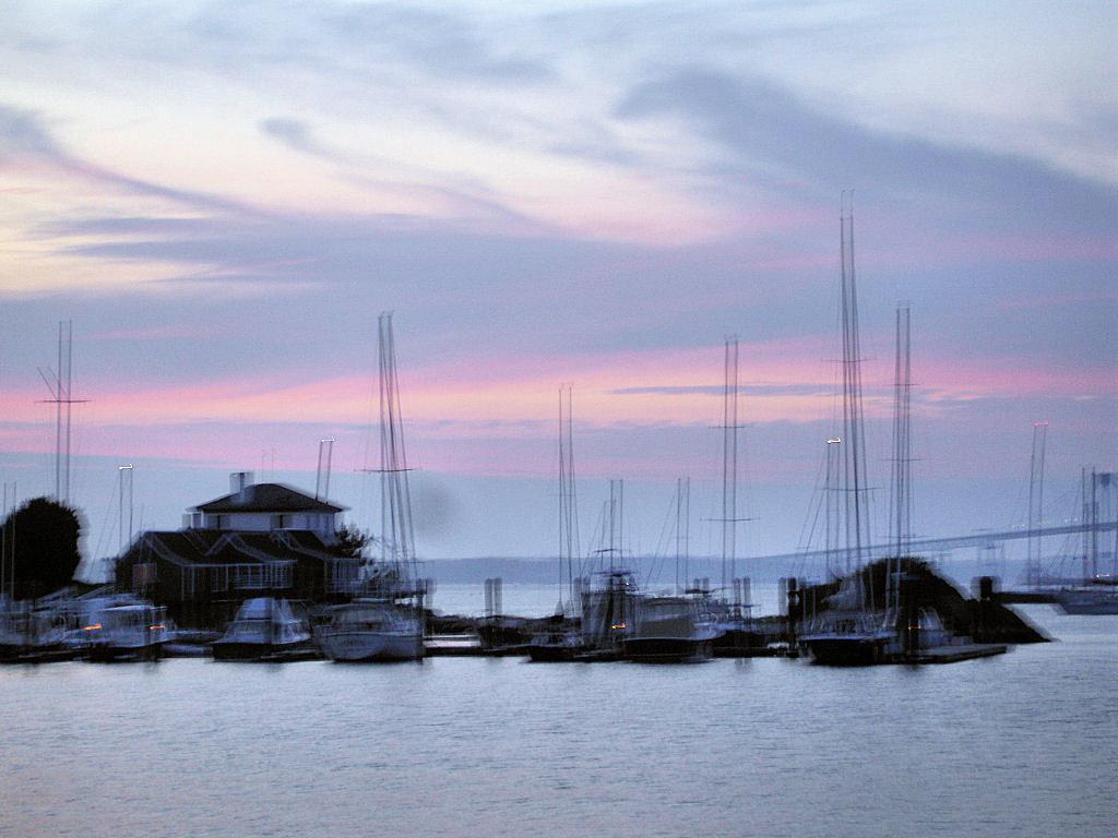 Newport Beach Evening Wallpaper Newport Beach Hs Flickr
