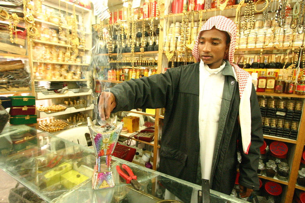 saudi arabia abha souq   Abha's well known daily market is a