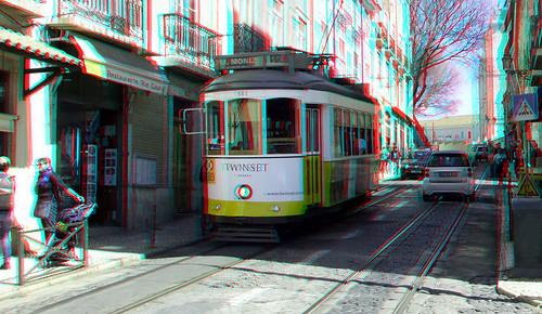 Lissabon Portugal 3D   by wim hoppenbrouwers