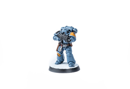Space Wolves Intercessor | by VirtualWolf