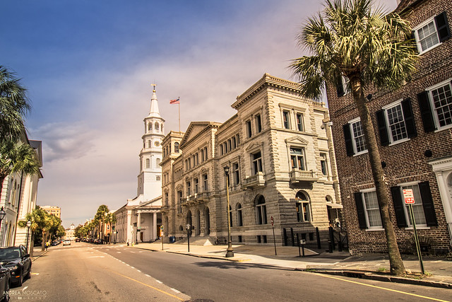 Broad Street - Charleston (South Carolina)