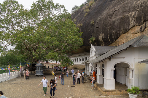 Dambulla Cave Temple | by seghal1