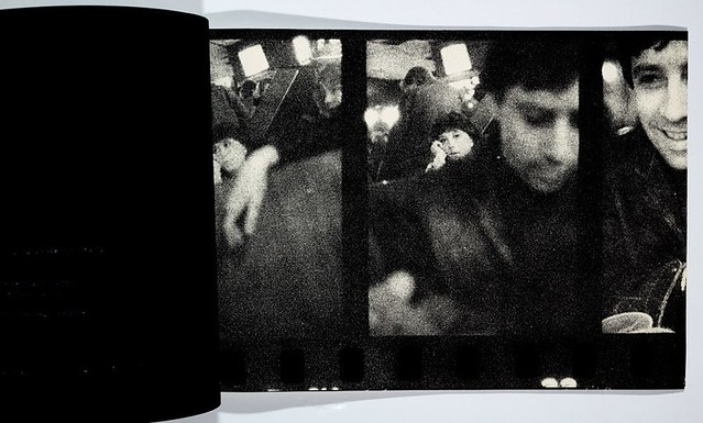 High Speed Journey - Kodak T-MAX 3200 and Kodak Recording Film 2475 - by Erik Gould