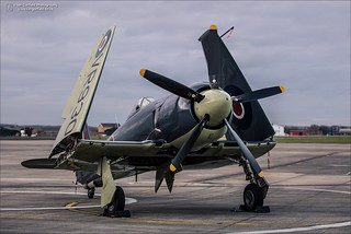 Hawker Sea Fury FB11 - VR930 | by Ian Garfield - thanks for over 2 million views!