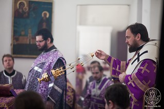 Литургия Преждеосвященных Даров 270