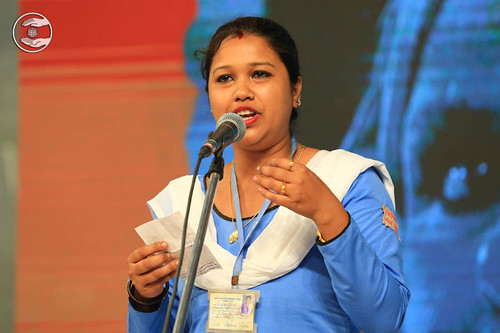 Bengla devotional song by Tumpa Roy from Kuchbihar