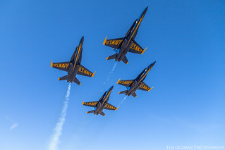 Blue Angels | by TimGuzmanPhotography