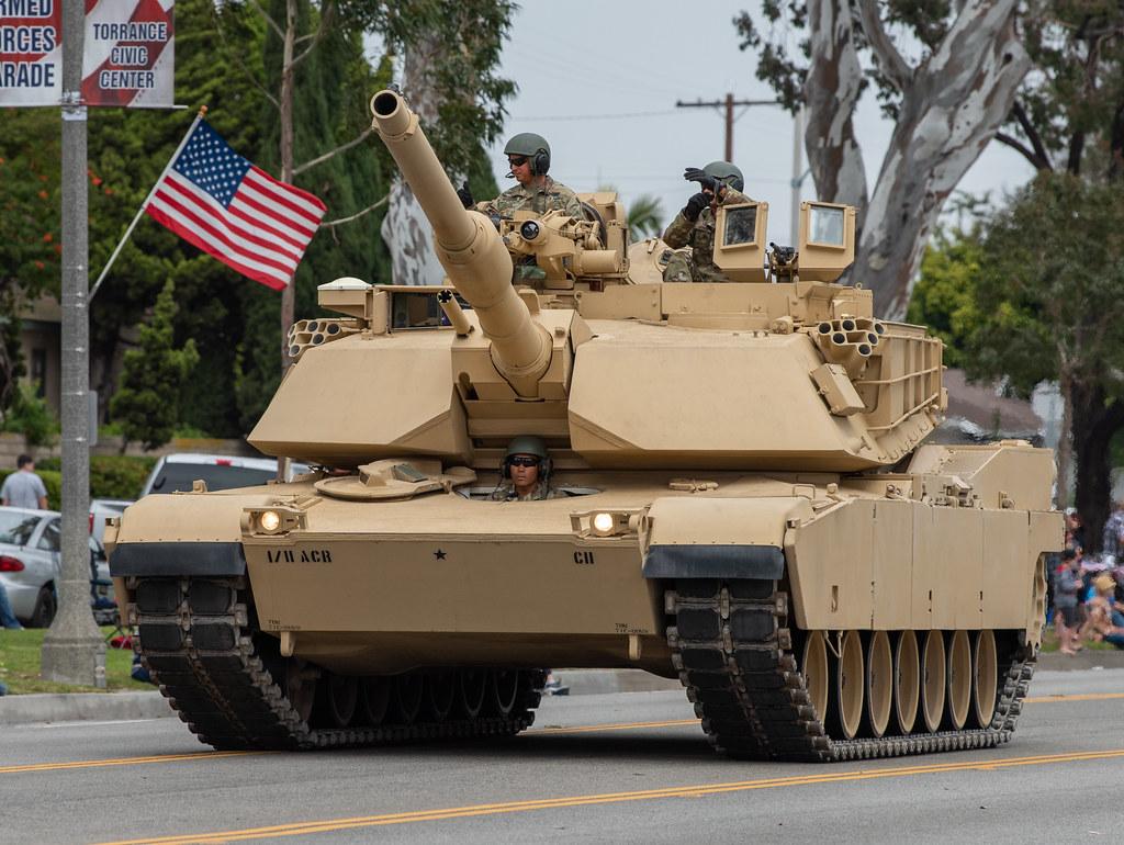 da3003fb943eea US Army M1A1 Abrams Tank   mark6mauno   Flickr