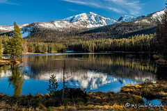 Sylvan Lake   Yellowstone National Park   Wyoming