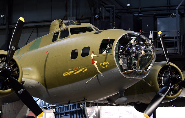 US Army Air Forces B-17F 41-24485