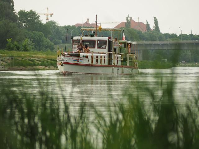 Warta Water Tram ヴァルタ川の遊覧船