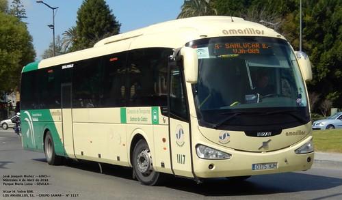 1117_Irizari4_VolvoB9R_ParqueMaríaLuisaSEVILLA_04042018_Kino | by kinobus