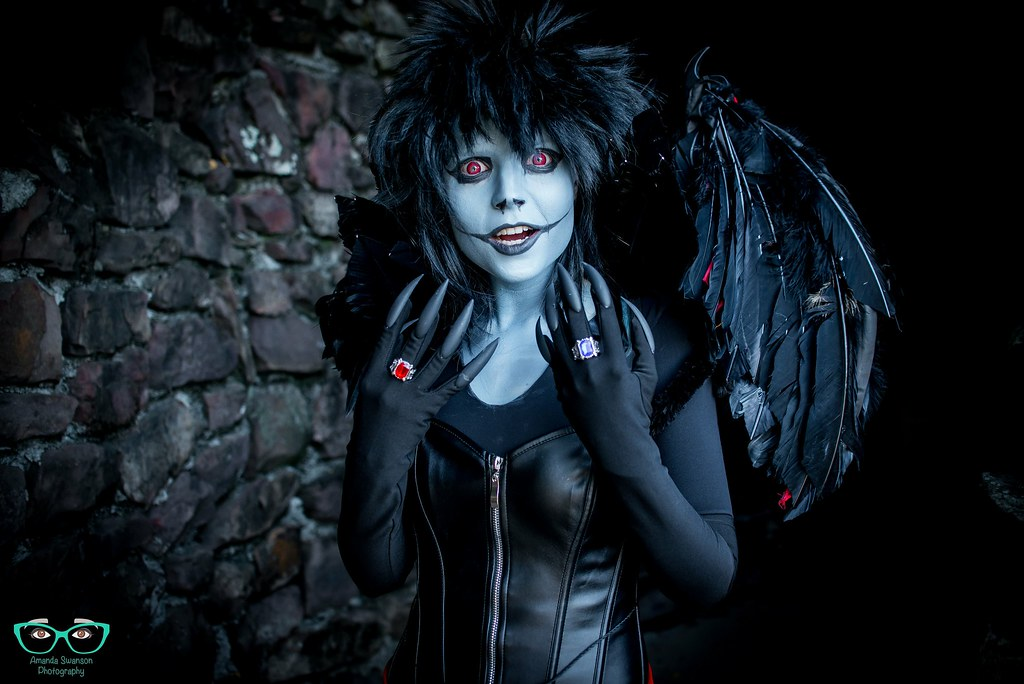 Death Note Ryuk Cosplay Cosplayer Andy Minslow Photogr