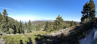 101 Looking west as we continue to climb the San Bernardino Peak Trail   by _JFR_