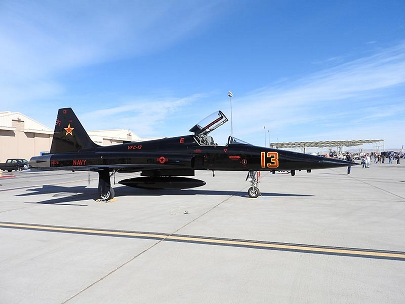 Northrop F-5N Tiger 'Black' 13