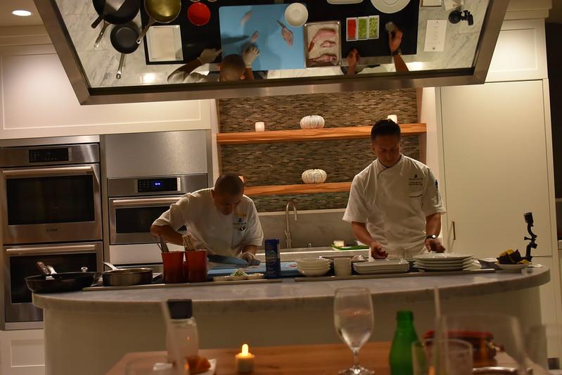 03-27-18  Photos Ritz Cooking Studio Lionfish  24