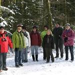 2009-02-15 Winterwanderung