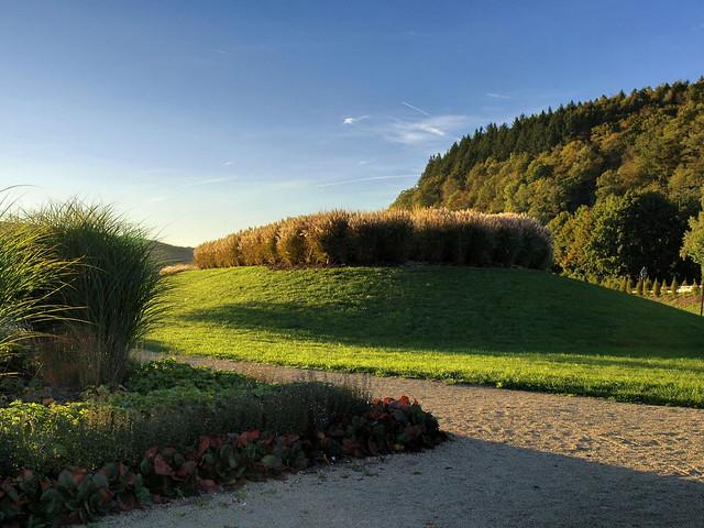 Saargarten in Beckingen.