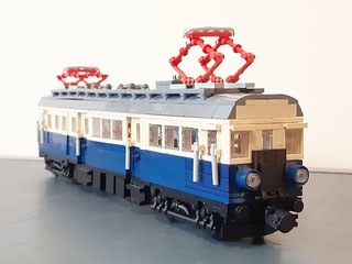 BBÖ ET 10/ ÖBB 4041 electric railcar   by ScotNick1