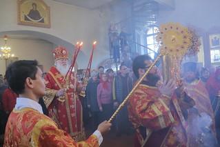 Божественная литургия 167