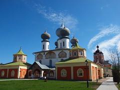 Tikhvin Assumption Monastery