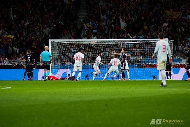 1º gol isco