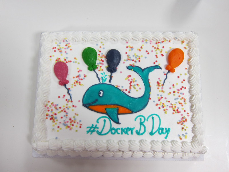 #DockerBDay5