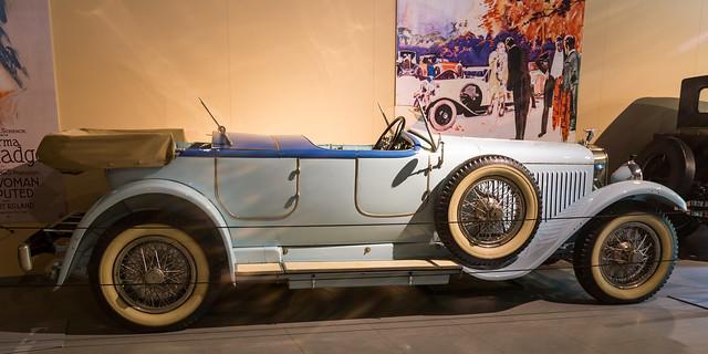 Hispano Suiza H6B Dual Cowl Phaeton (Million-Guiet) (1922)